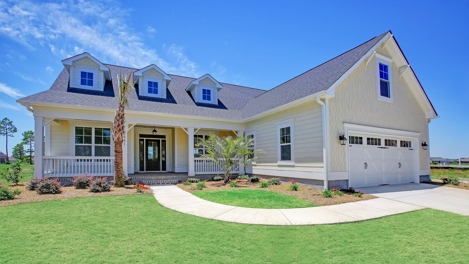The McKinley by Legacy Homes by Bill Clark