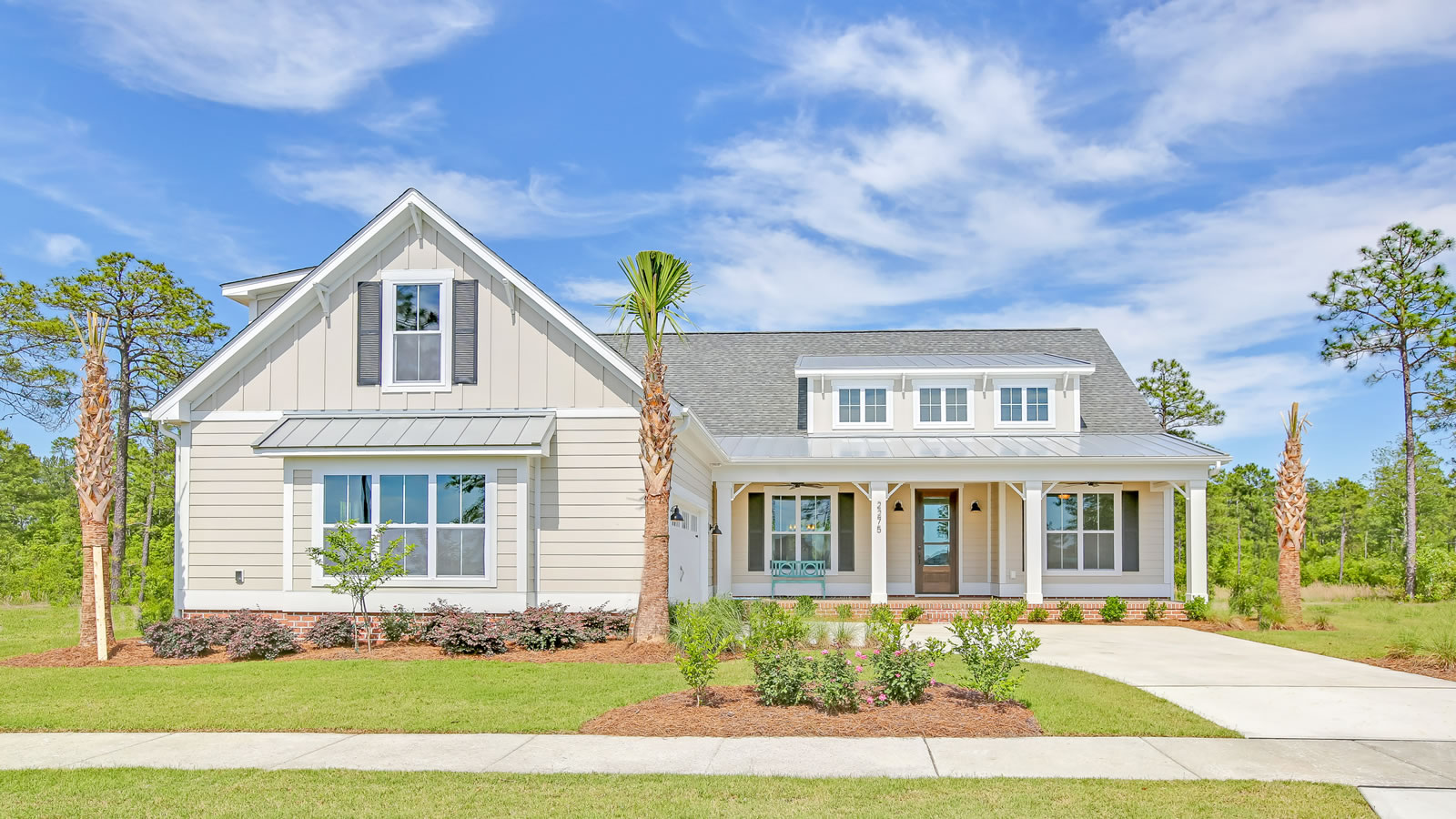 The Virginia by Legacy Homes by Bill Clark