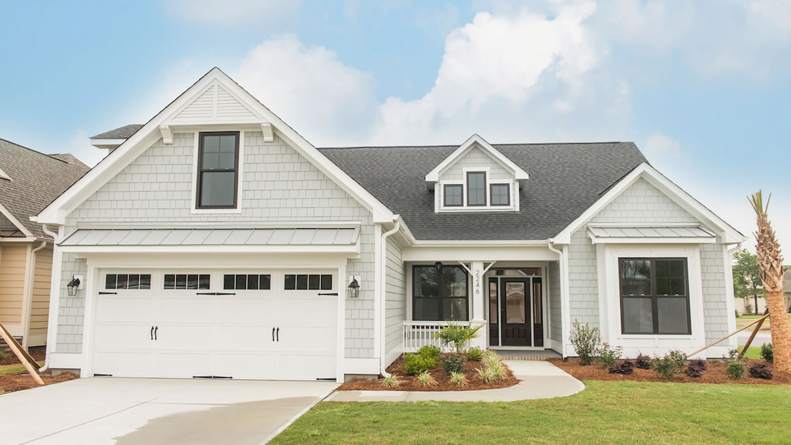 Exterior - Legacy Homes by Bill Clark
