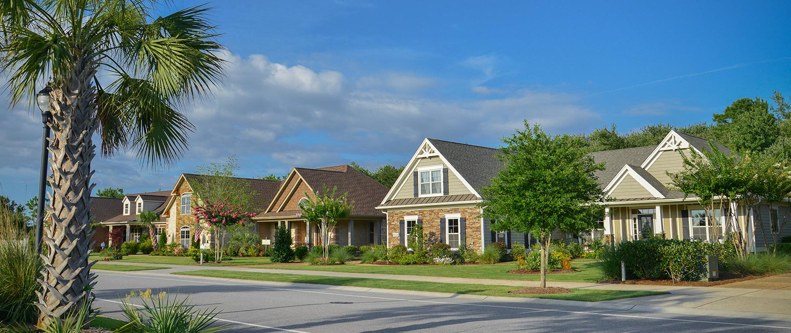 Patio Homes In Compass Pointe, NC