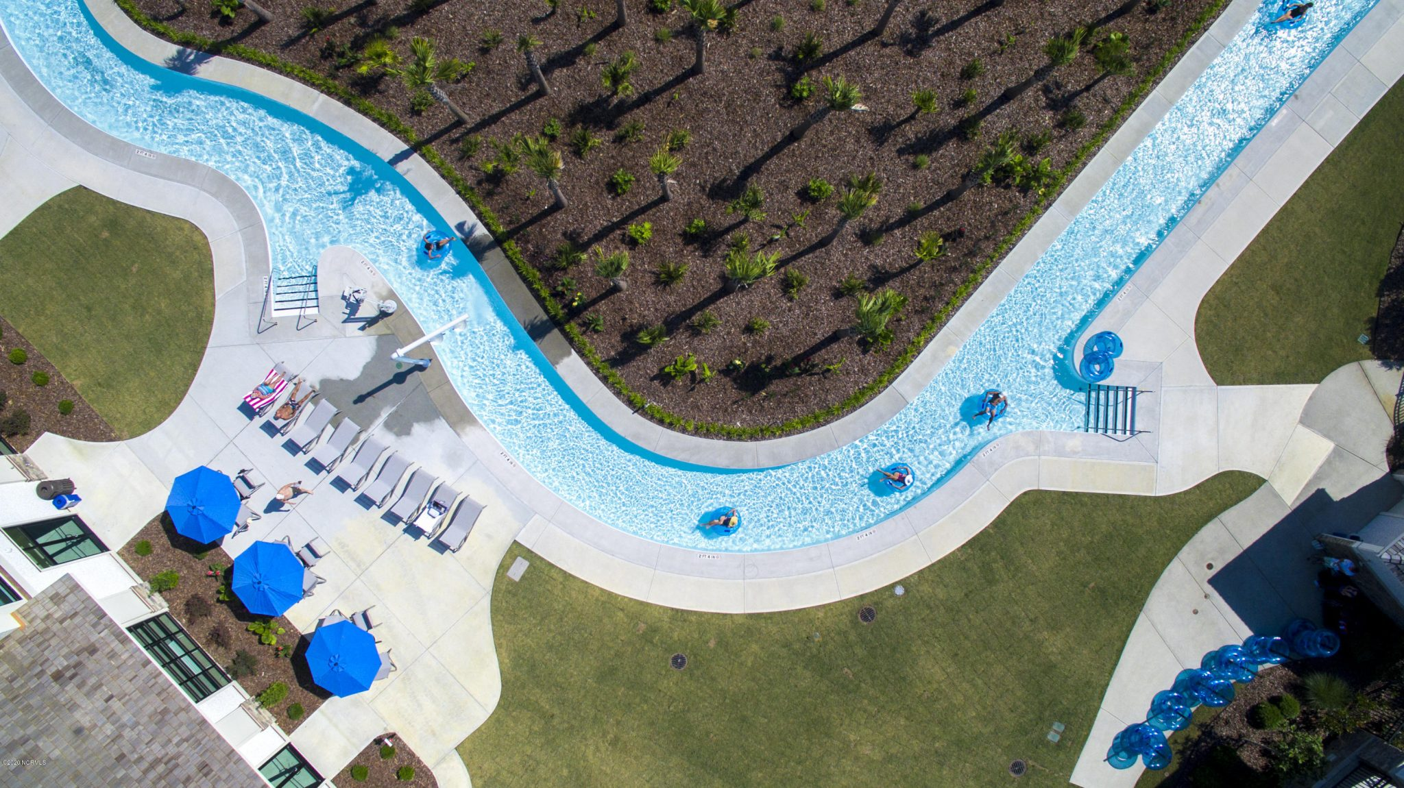Lazy River Arial