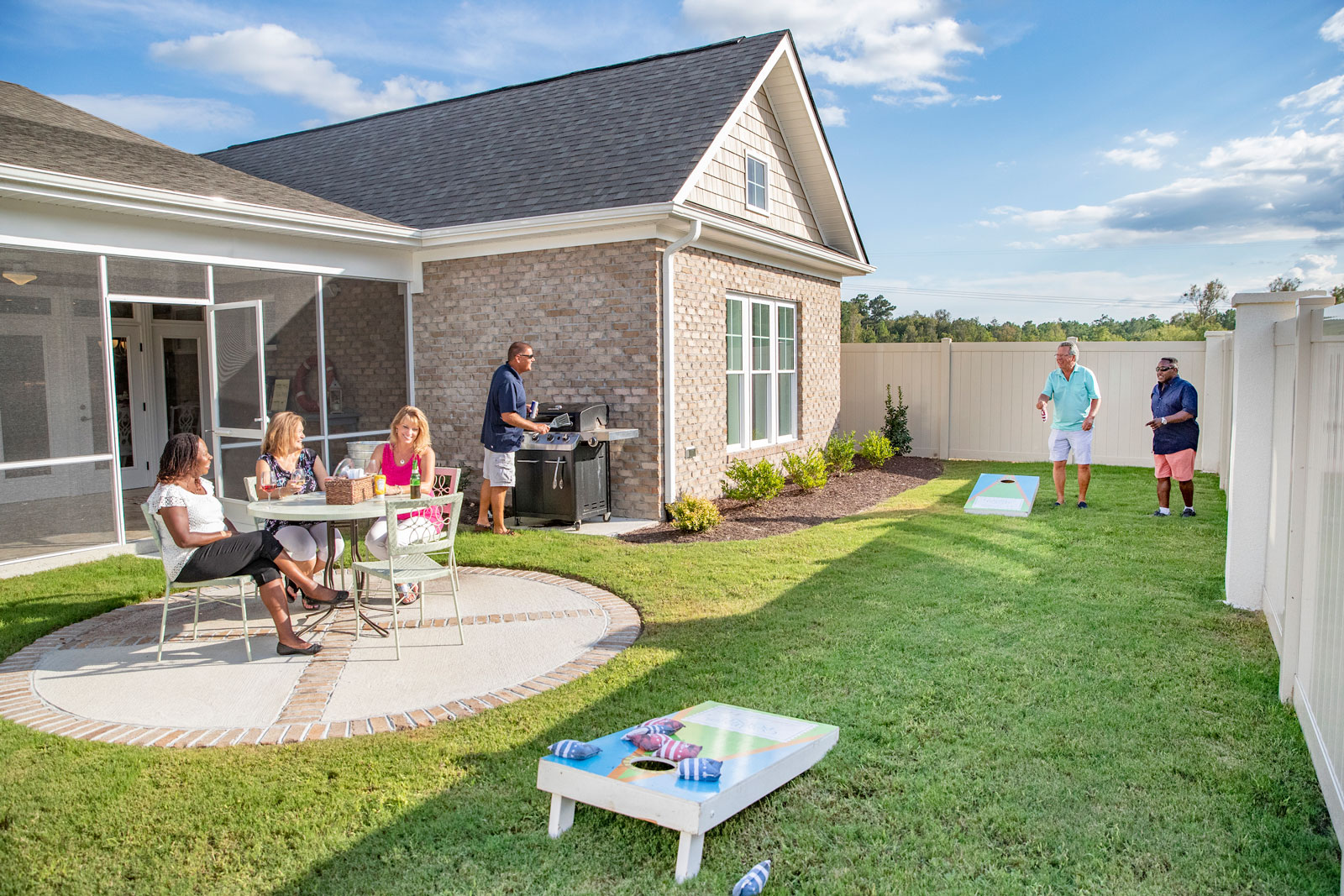 Retire In North Carolina Compass Pointe