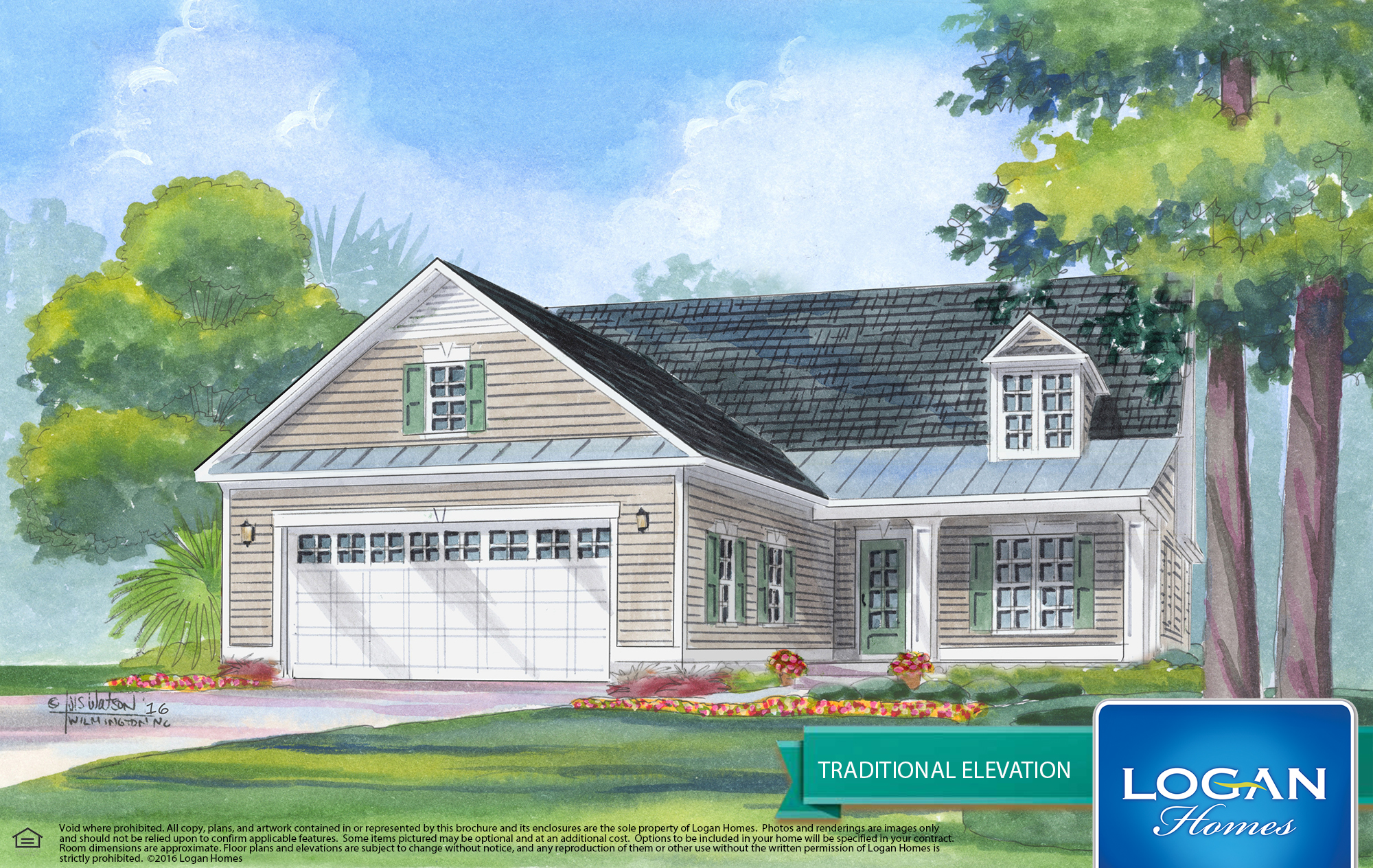 The Saybrook - Traditional