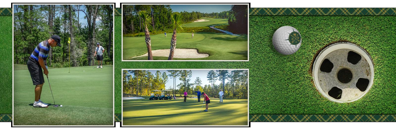 Compass Pointe Golf Club, Leland, NC
