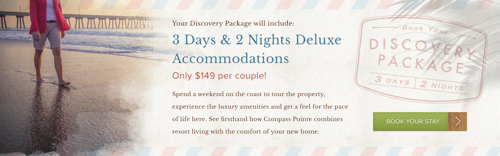 Book Your Discovery Package